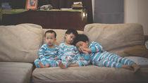 三兄弟の子育ては大変?それともかわいい?子どもとの関わり方