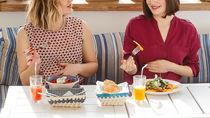 妊娠中に外食をするときに気をつけたこと。いつまで外食をしたかや頻度について
