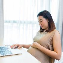 妊娠中の在宅ワーク。ママたちが在宅ワークをした期間や仕事内容