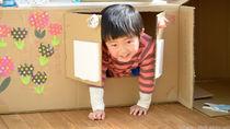 幼児といっしょに楽しめる室内遊び!年齢別の遊びのアイディア