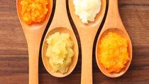 ごっくん期の離乳食のにんじんについて。調理方法やレシピ