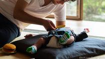 里帰り出産時に赤ちゃんが寝る場所。用意するものや意識したいこと