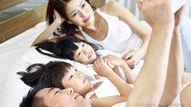 家族みんなで寝たいときのマットレス選び。サイズや特徴など