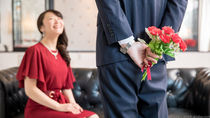 結婚記念日に妻や夫へサプライズをするときの方法やアイデア
