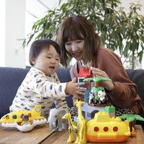 【保育士さんも推薦!】1歳半から楽しめるブロックおもちゃ 親子あそびがぐんっと広がる秘密とは?