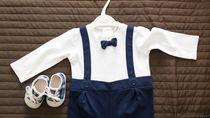 赤ちゃんが入園式に参加するとき。入園式に着るベビー服や持ち物