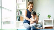 親子でできるストレッチについて。ストレッチの種類など