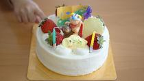 男の子の初節句にケーキを用意しよう。レシピや手作りのポイント