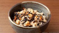 【離乳食後期・完了期】冷凍ひじきを使った簡単レシピ