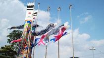 初節句に飾るのぼり旗の由来や歴史。デザインの種類や選び方