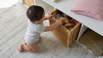 子ども用品の収納はどうしてる?棚やボックスを使った方法