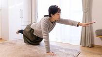 妊娠中期のストレッチについて知りたいとき。やり方や意識したこと