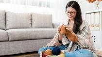 子どものために腹巻を編んでみよう。編み方や材料など用意するもの