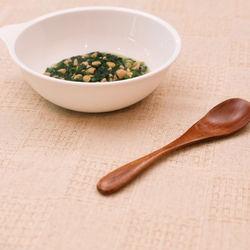離乳食後期に。ひきわり納豆を使ったほうれん草の納豆和え
