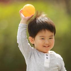 親子でキャッチボールをしよう!セットなどの道具や子どもへの教え方