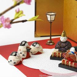 ひな祭りに飾る三人官女について知ろう!意味や由来、三人官女の飾り方