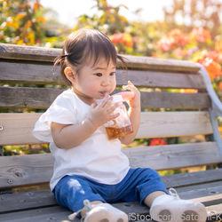 1歳の子どもにジュースを与えるとき。頻度や気をつけること