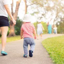 親子でマラソンを楽しもう。事前の準備やママたちに聞いた練習の仕方