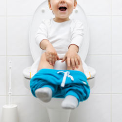 男の子のトイレトレーニング。わからなかったことやサポートの仕方