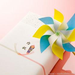 お返しに内祝いを贈るときののし紙マナー。種類や書き方・渡し方