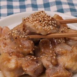 たれが美味しい!作り置き味噌マヨチキン
