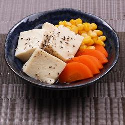 簡単作り置きレシピ。高野豆腐の洋風煮