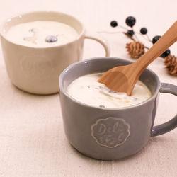 ほっこり温まる。きのこのコクうまクリームスープ