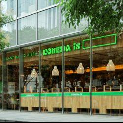 7/15(水)にプラントベース100%のカフェ「KOMEDA is □ 東銀座店」オープン