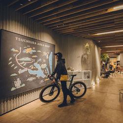 10/22(木)に星野リゾート初の自転車を楽しむホテル「BEB5土浦」がオープン