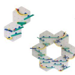 11月中旬、壁をSTEМ教育のプレイグラウンドにする知育玩具が発売