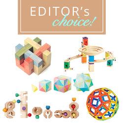 子どもが自由に遊びを創り出す、空間認識能力を鍛える知育玩具5選