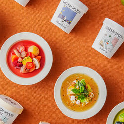 GREEN SPOONから定額制パーソナルスープ15種が発売