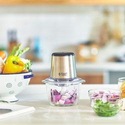 ラッセルホブスから料理にスピードとアイデアをもたらすチョッパーが発売