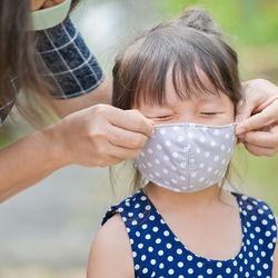 マスク熱中症対策。梅雨明け直後や子どもは特に要注意