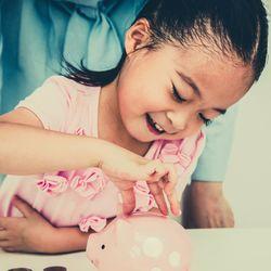5~6歳のうちに体験しておきたい「お金の教育」。お金を貯める方法
