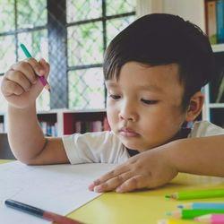 幼児期にぜひやっておきたい「リビング学習」の準備