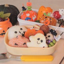 幼稚園のお弁当を幼児が喜ぶハロウィン風に!簡単なおかずのアイデア集