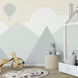子ども部屋の壁紙の柄や色の種類。選ぶ際のメリットとデメリット