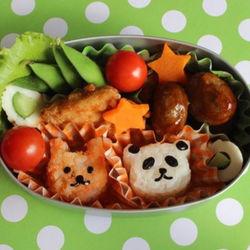 子どもの遠足のお弁当。簡単で食べやすいおかずの切り方やアレンジ