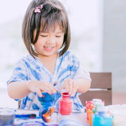 幼児の室内遊び。定番の遊びを少しの工夫でもっと楽しく