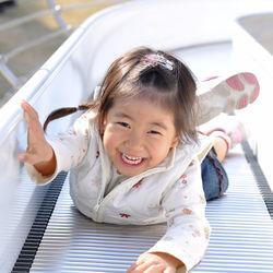 幼児の公園での外遊び。遊び方や遊具を楽しむコツ
