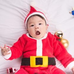 クリスマスの離乳食。中期や後期に楽しめる離乳食メニューやアレンジ方法