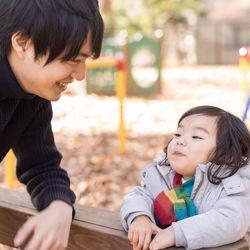 2歳児といっしょに楽しむ、運動や外遊びの遊び方