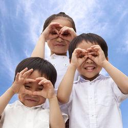3歳児の集団遊び。室内・室外の人数別の遊び方