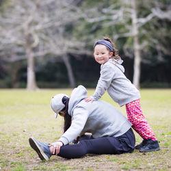 親子でできるスポーツを楽しんで心も体もリフレッシュしよう!