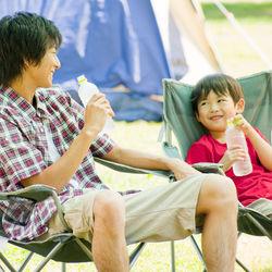 山登りやスポーツなど、家族でいっしょに楽しめる趣味をつくろう
