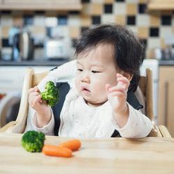 離乳食はいつから?ブロッコリーの離乳食時期別の進め方とアイディア