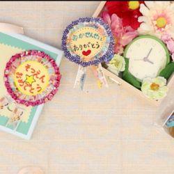 卒園の手作りできる記念品や、先生や園児に人気の記念品