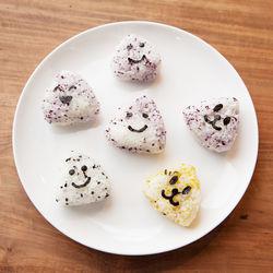 幼児のお弁当づくりのアイデアは?簡単にできるかわいいおにぎりの作り方