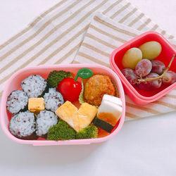 幼児が遠足で食べやすいお弁当は?おにぎりとおかずの簡単レシピ